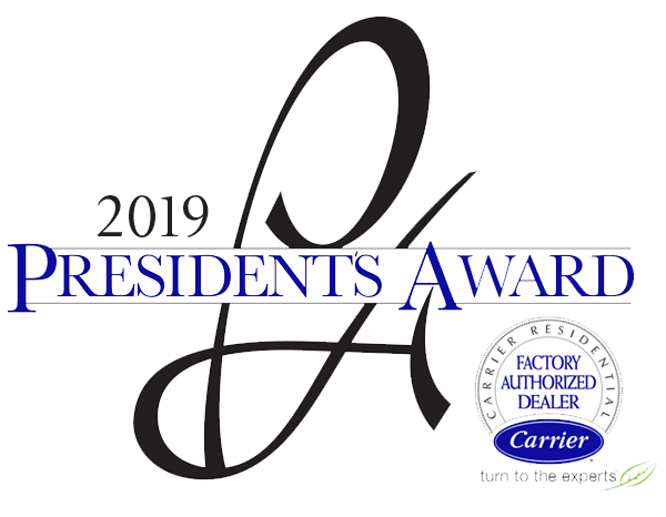 2019 Carrier Presidential Award